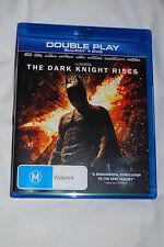 BLU-RAY Movie- THE DARK KNIGHT RISES - Region B