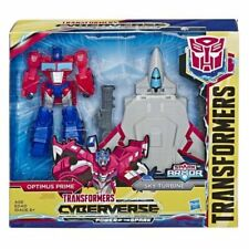 Transformers COMBINATORE GUERRE VOYAGER Casuale Action Figure Nuovo