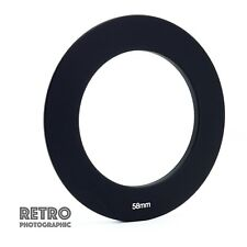 58mm Adapter Ring For Cokin P-Series Filter System - UK Stock