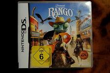 Rango - Nintendo DS - Deutsch - Komplett in OVP mit Handbuch