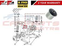 FOR JEEP GRAND CHEROKEE WJ WG FRONT UPPER CONTROL SUSPENSION ARM REAR BUSH 99-04