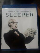Sleeper Blu-ray Woody Allen, Diane Keaton USA Import