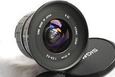 Per Nikon AF Sigma 18-35mm 1:3,5-4,5 D Aspherical