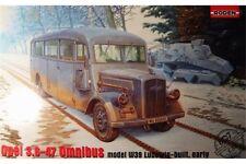 RODEN 807 1/35 Opel 3.6-47 Omnibus Model w39 Ludewig-Built, Early