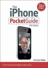 The iPhone Pocket Guide (5th Edition) (Peachpit Pocket Guide)-ExLibrary