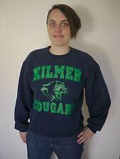Vintage Kilmer Middle School Cougars Vienna Virginia Varsity Sports Sweatshirt S