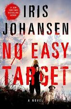 No Easy Target by Iris Johansen (2017, Hardcover) Lists $27.99