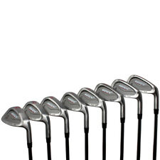Ginty Golf Clubs Altima Complete 8-Piece Men's HEAVY Iron Set (3-PW) Stiff Flex