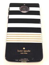 Kate Spade New York Flexible Hardshell Case for Moto Z Droid KSMO-007-STTGF