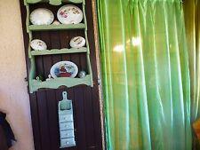 a suspendre ,bois ,ancien vaisselier déco 89cmhx54 large  maison de campagne ??