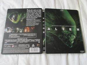Alien blu ray Steelbook