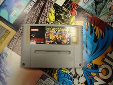 The Lost Vikings (Super Nintendo Entertainment System, SNES) Cartridge Only