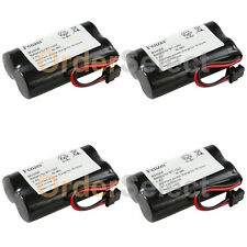 4x NEW Home Phone Battery Rechargeable Pack for Panasonic HHR-P506 HHRP506 HOT!