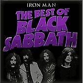 Black Sabbath - Iron Man (The Best of , 2014) New & Sealed