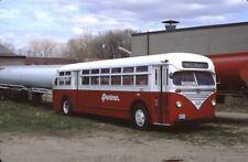 Pentran Mack bus original slide