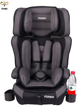 Flykids 3 in 1 Child Baby Car Seat Safety Booster for Group 1 2 3 9-36 Kg R44/04