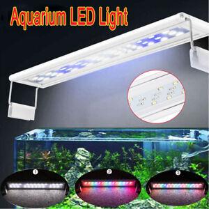 50CM Full Spectrum Aquarium Fish Tank Plant LED Light Strip Light Bar Lamp Light