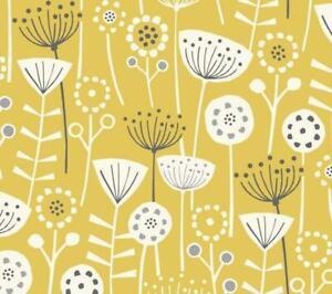 Fryett 'Baumwolle Schaumreiniger floral Blumenmuster Stoff Bergen Sammlung
