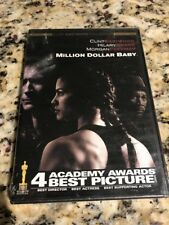 Million Dollar Baby Dvd NEW, Sealed, Free First Class Shipping