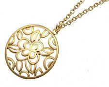 Necklaces For Women Long Length Necklaces Statement Necklaces Flower Pendant