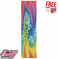 Enuff Griptape Skateboard Grip Tape, Tye Dye