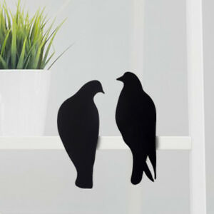 ARTORI Design Lovebirds Doves Sculptures Statues Shelf Decor Birds Figurines