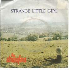 45 TOURS 2 TITRES  / THE STRANGLERS     STRANGE LITTLE GIRL     B8