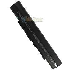 New 14.8V 8 Cell Laptop Battery for Asus UL30A U33 U43 U45 U53 U43F Black