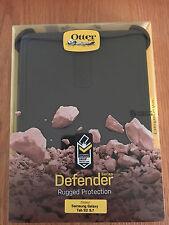 "New in Box Otterbox Defender Samsung Galaxy Tab S2 9.7"" Black"