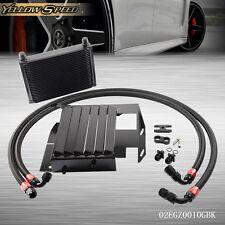 For BMW 3 SERIES 335I E90 E92 N54 25 Row Bolt On Oil Cooler Kit Upgrade
