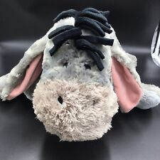 "Disneyland WDW Eeyore Pillow Plush Stuffed Pet Gray 20"" Walt Disney World"