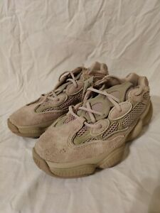 Adidas Yeezy 500 Taupe Light GX3605 Men's Size 8 9 10 NEW IN BOX DEADSTOCK Kanye