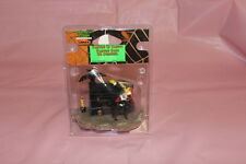 Lemax 2002 Pumpkin Hollow Vampire In Casket Figure