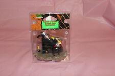 Lemax 2002 Pumpkin Hollow Vampire In Casket Figure