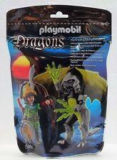 drachenkämpfer Dragons PLAYMOBIL 5465 à STORM ASIE Chevalier Magique Flash OVP