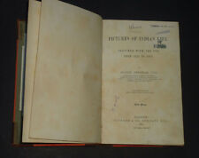 PICTURES OF INDIAN LIFE From 1852 to 1881 : Indian Festivals / India / Raja 1881