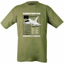 Magliette da uomo a manica corta verde Gildan