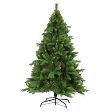 6ft 180cm Deluxe Artificial Christmas Tree with 3 Different Tips Xmas Decoration