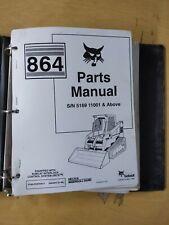 Bobcat 864 Parts Manual