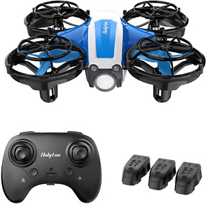 Mini Drone for Kids Beginners Adults, Hand Operated/Remote Control Quadcopter