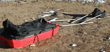 New listing pulk sled Bugaboo Buggy child carrier sled ski snowshoe gear sled