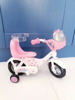 Baby Born Doll Bike With Stabilisers - Accessories Zapf Creation Baby Doll