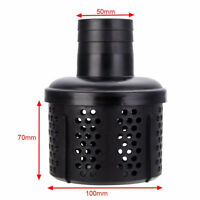 """2 """" Suction Hose Strainer Filters Water Pump Drainage Sewage Dirty Water-new"""
