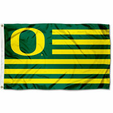 Oregon Ducks University Flag for Alumni Nation