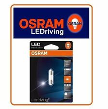 OSRAM 6498CW LEDriving 6000K Cool White 1W 12V SV8,5-8 LED Festoon car bulb