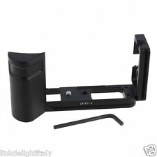 Quick Release L Plate Bracket Hand Grip Holder For Fuji Fujifilm X-T1 XT1