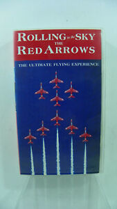 VHS Video ~ Rolling in the Skies the Red Arrows 1990 ~ First ever Official Video