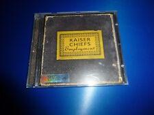 KAISER CHIEFS  * CD * EMPLOYMENT * DISC X 1