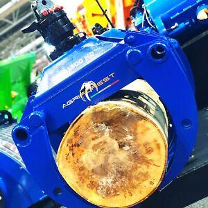 Robustrack LOG GRAB GMR 1300 for 3.5 - 4.5 Ton Excavators, Forestry Loaders ...