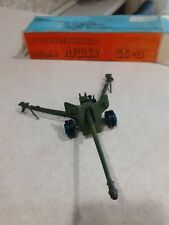 BS-3 100-mm anti-tank gun of the USSR. Scale Model M 1:43. made in USSR.
